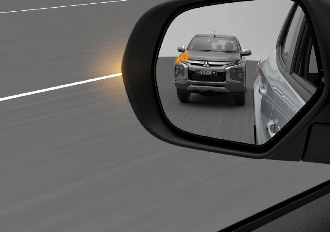 Blind Spot Warning System (BSW)