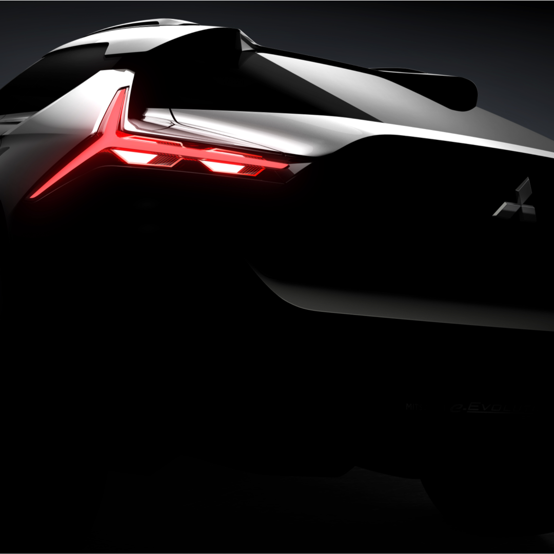 concept car rear light